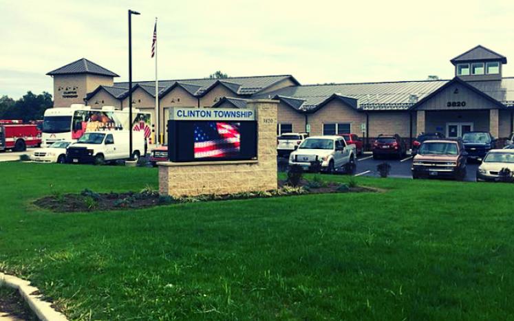 Clinton Township Hall